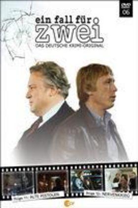 Ein Fall für Zwei, Ein Fall Für Zwei, Dvd 6, 04032989600502