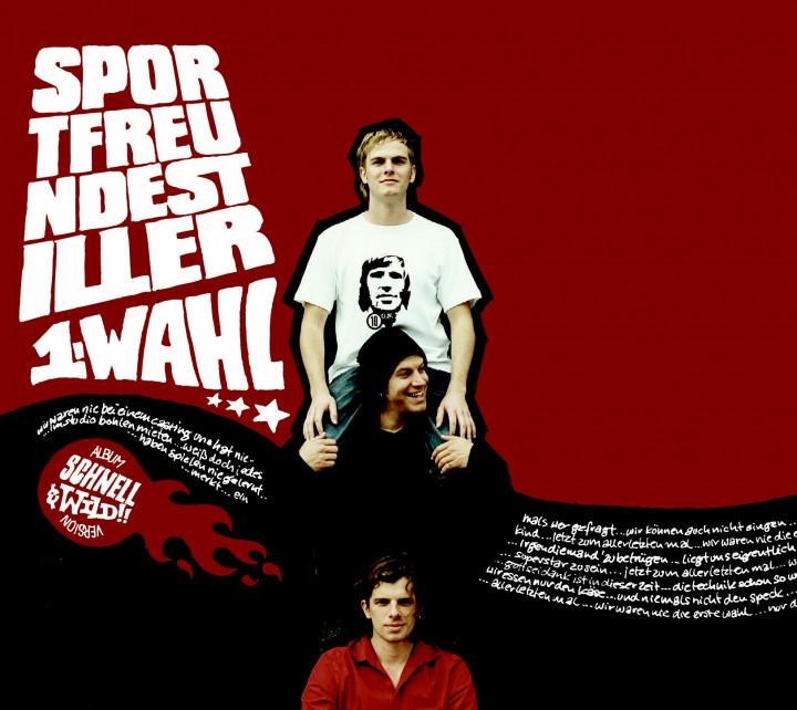 Sportfreunde Stiller - 1. Wahl
