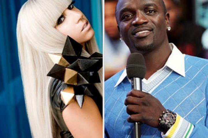 Akon & Lady GaGa
