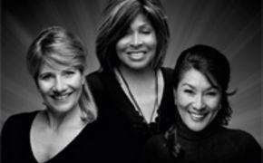 Regula Curti, Beyond - das neue Album-Projekt mit Tina Turner