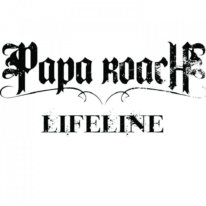 Papa Roach Lifeline Cover 2009