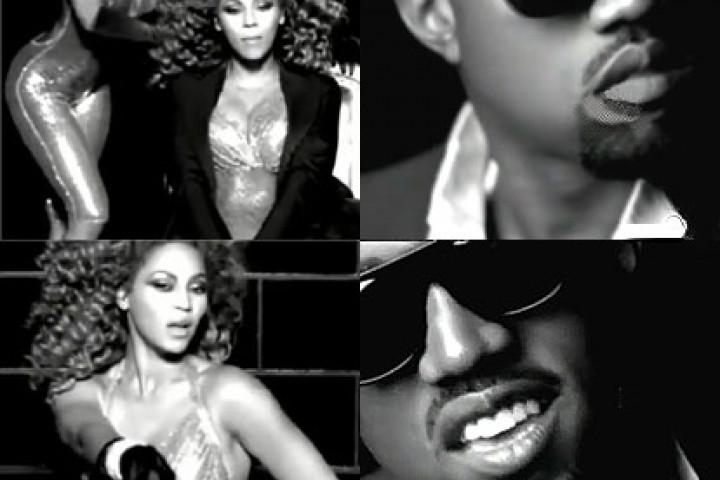 Kanye West & Beyonce