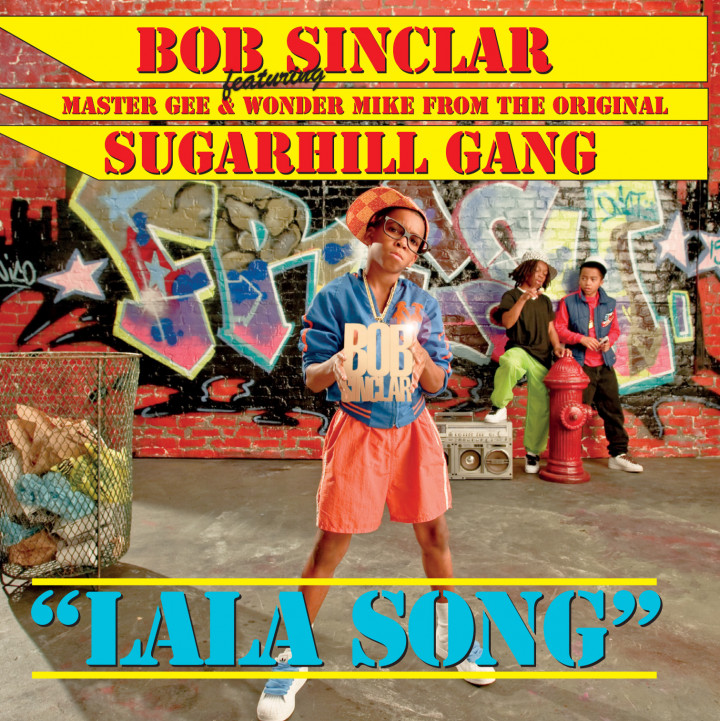 bob sinclair - lala song cover 2009