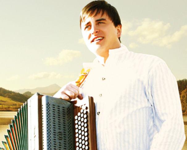 Andreas Gabalier, Der Newcomer mit dem sensationellem Erfolg
