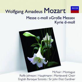 Audior, Mozart: Messe c-moll, 00028948024322