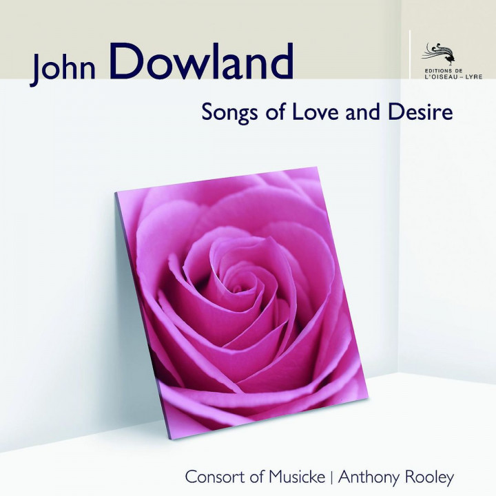 Songs of Love and Desire (Audior): Rooley,Anthony/The Consort Of Musicke