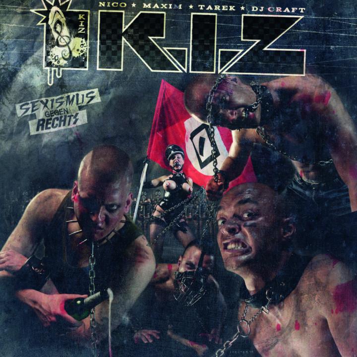 K.I.Z. Sexismus gegen rechts Album Cover 2009