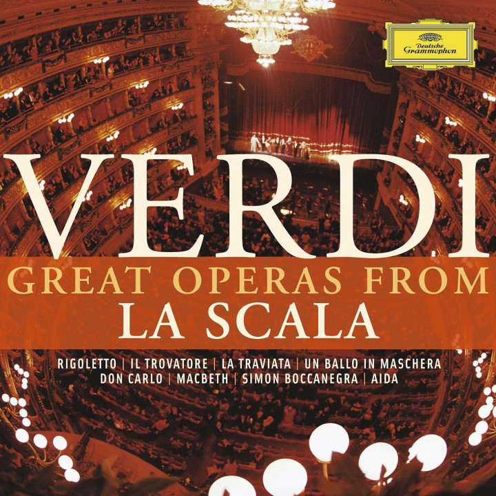 Verdi: Great Operas from La Scala