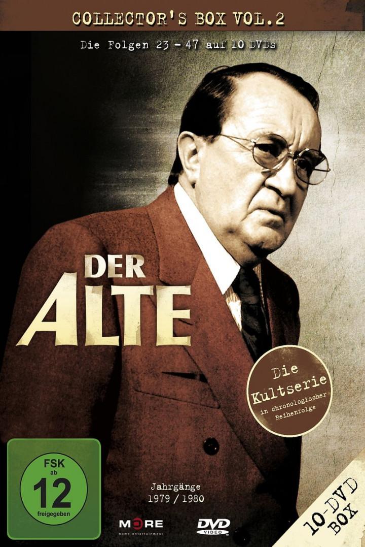 Der Alte Collector's Box Vol. 2 (25 Folgen / 10 DVD)