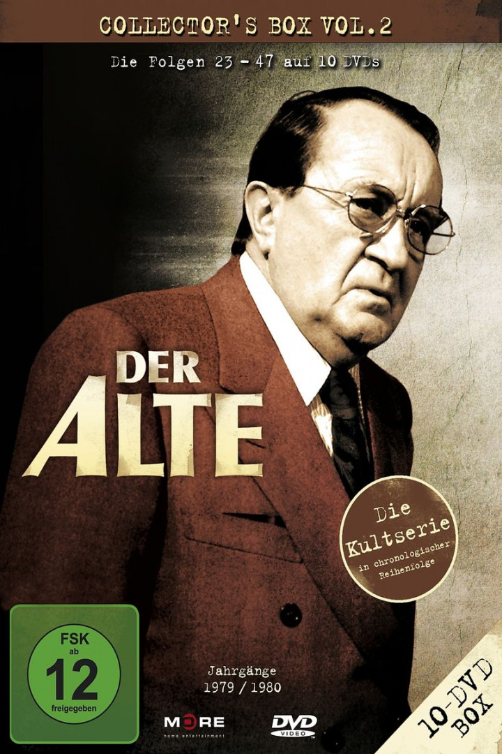 Der Alte Collector's Box Vol. 2 (25 Folgen / 10 DVD)