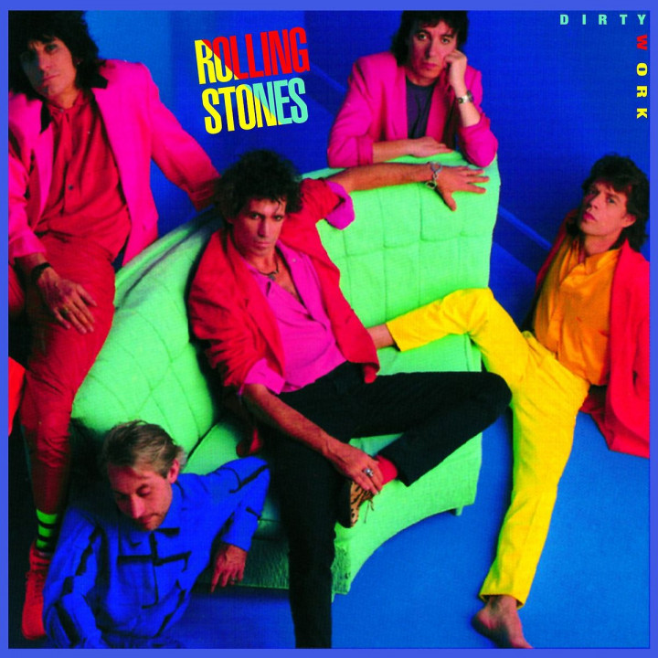 Dirty Work (2009 Remastered): Rolling Stones, The