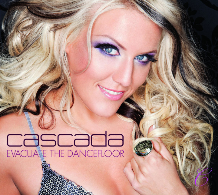 Cascada Evacuate the dancefloor single cover 2009