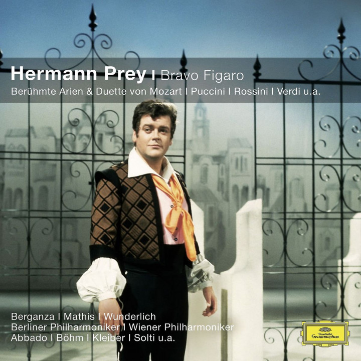 Hermann Prey-Bravo Figaro (CC): Prey,Hermann