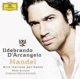 Ildebrando D'Arcangelo, Händel - Arie italiane per basso, 00028947783619