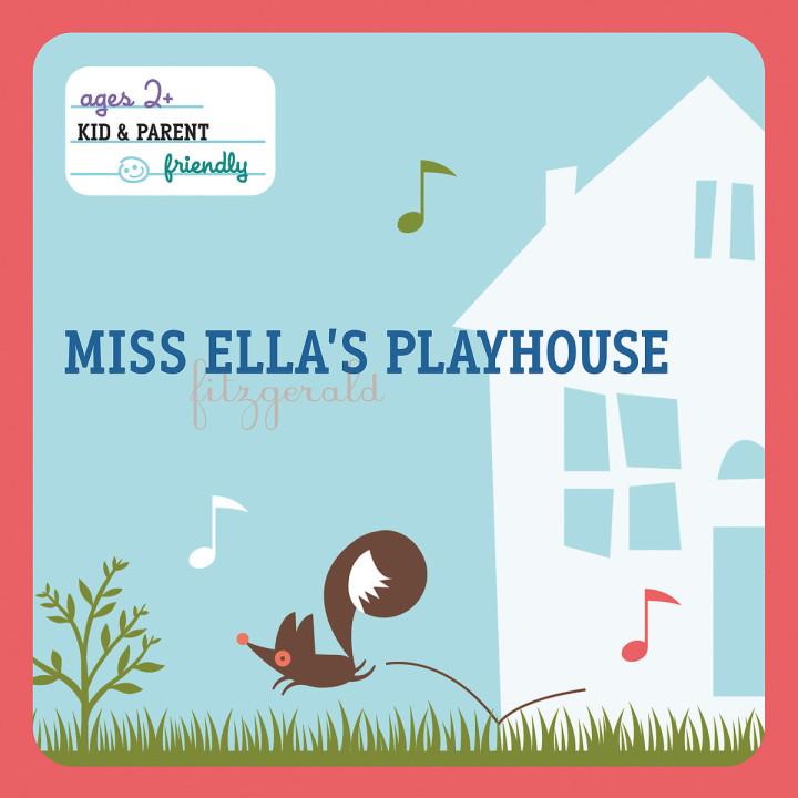 Hits For Kids - Miss Ella's Playhouse: Fitzgerald, Ella