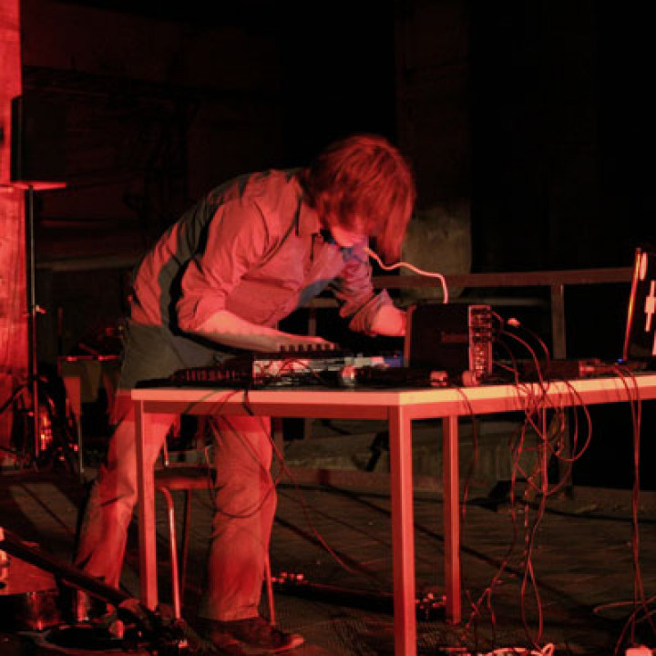 Greg Haines at Tresor Berlin ©2009