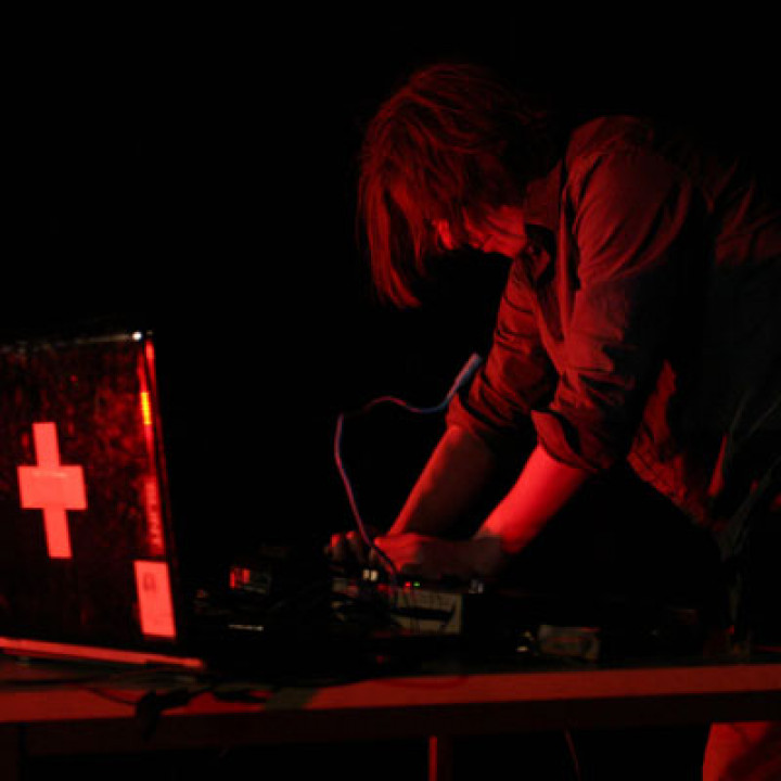 Greg Haines at Tresor Berlin © 2009