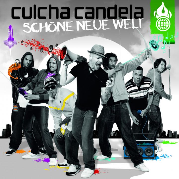 Culcha Cundela Bessere Welt Cover 2009