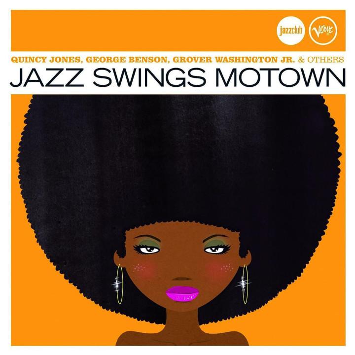 Jazz Swings Motown (Jazz Club): Various Artists