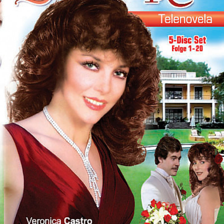 Die Wilde Rose - Staffel 1 (Folge 1-20): Die Wilde Rose (Telenovela)