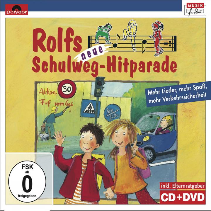 Rolfs neue Schulweg-Hitparade: Zuckowski, Rolf und seine Freunde