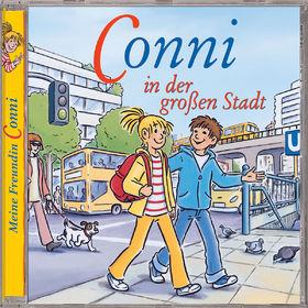 Conni, 25: Conni in der großen Stadt, 00602517932326