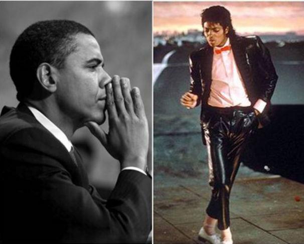Michael Jackson, Obama zu Michael Jacksons Tod