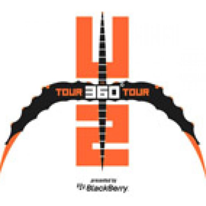 U2 360 Grad Tour Logo Klein