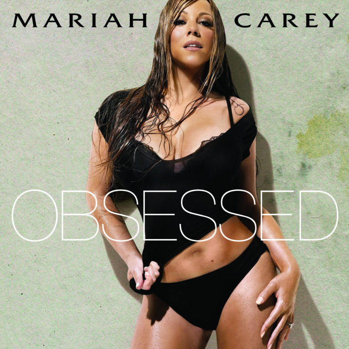 Mariah Carey Obsessed Cover 2009