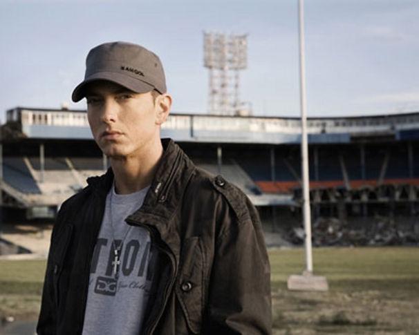 Eminem, Eminem dementiert Baby-Gerüchte