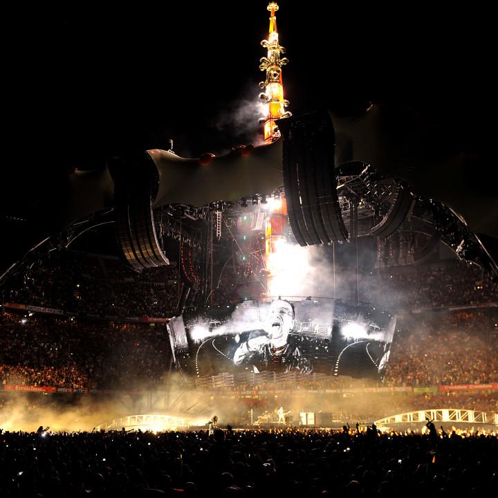 U2 Barcelona 2