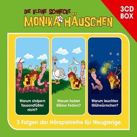 Die kleine Schnecke Monika Häuschen, Die kleine Schnecke Monika Häuschen Hörspielbox, 00602527100227