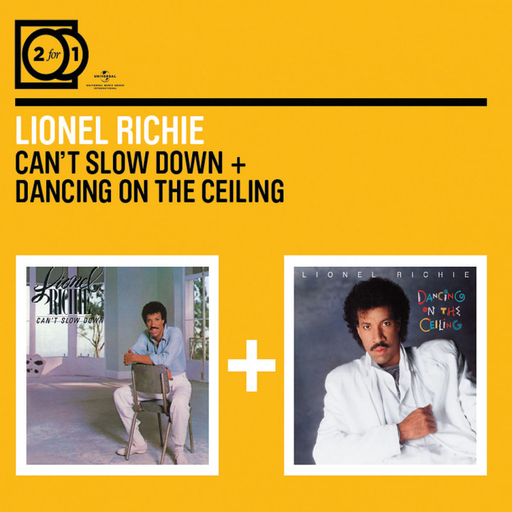 2 For 1: Can't Slow Down / Dancing On The Ceiling: Richie, Lionel