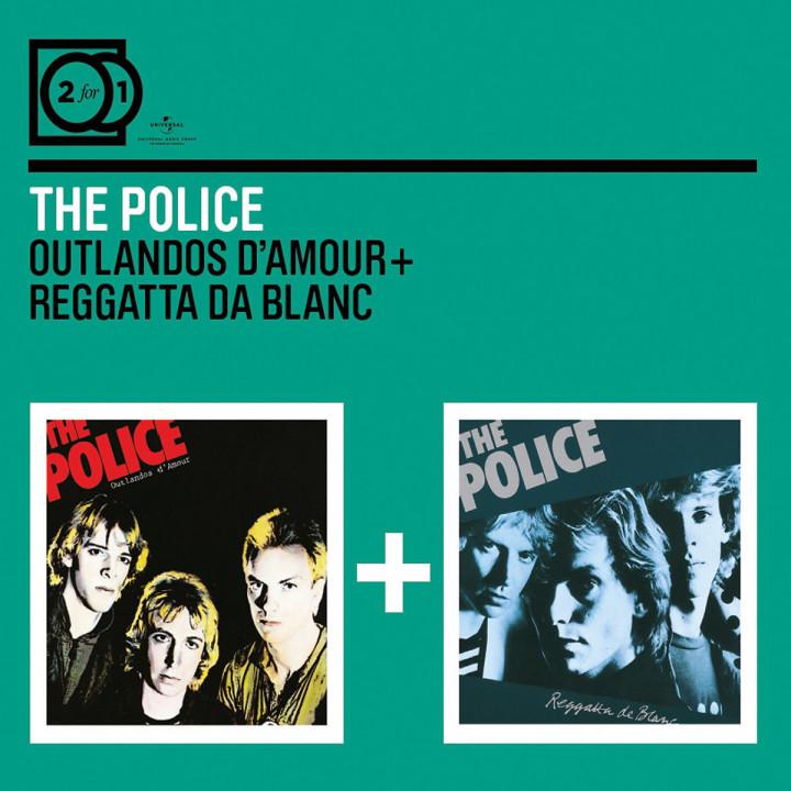 2 For 1: Outlandos D'Amour/Regatta De Blanc: Police,The