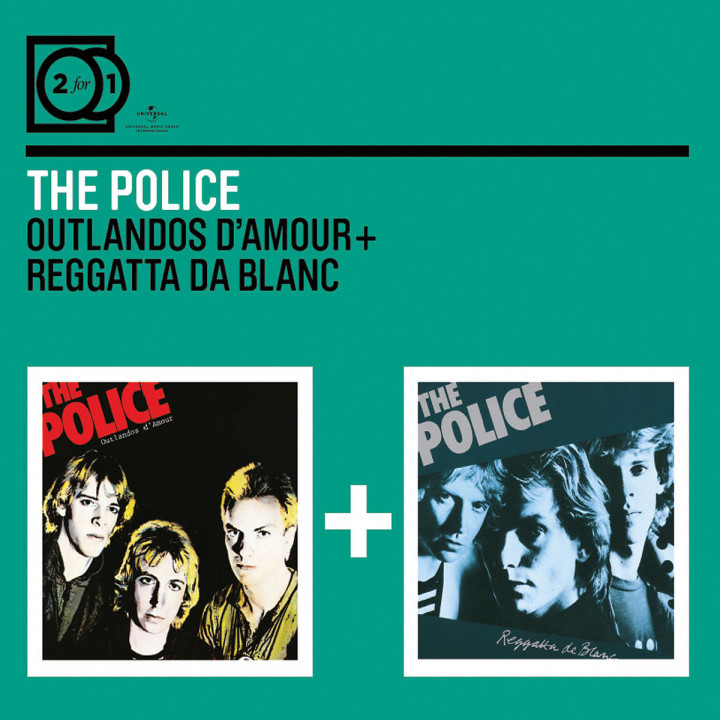 2 For 1: Outlandos D'Amour/Regatta De Blanc: Police,The