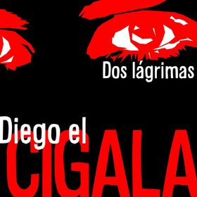Diego el Cigala, Dos Lagrimas, 00028947783336