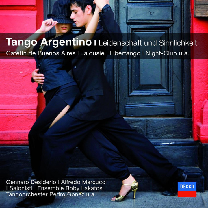 Tango Agentino (CC): Various Artists