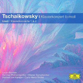 Die Berliner Philharmoniker, Tschaikowsky: Klavierkonzert Nr. 1 / Liszt: Klavierkonzerte Nr. 1 & 2, 00028948026180