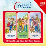 Conni, 02: 3-CD Hörspielbox, 00602527100210
