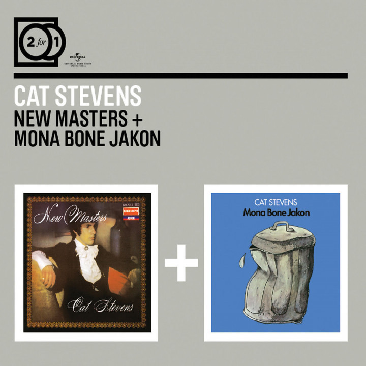 2 For 1: New Masters / Mona Bone Jakon