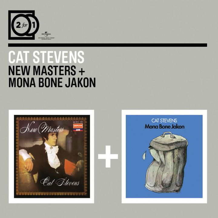 2 For 1: New Masters / Mona Bone Jakon
