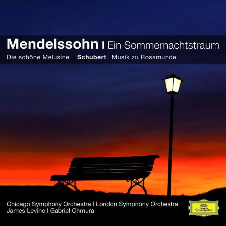Mendelssohn-Ein Sommernachtstraum (CC): Levine/Chmura/CSO/LSO
