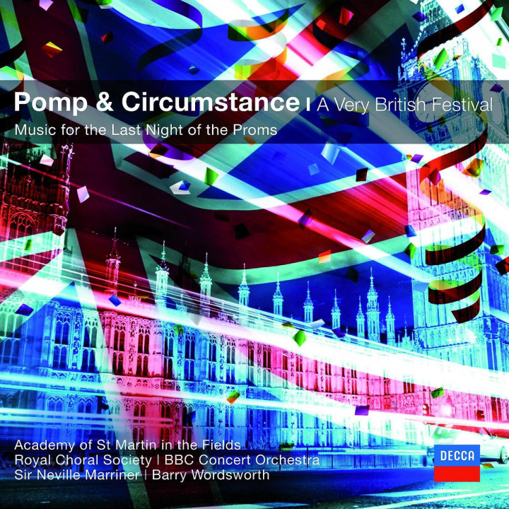 Pomp&Circumstance-A very British Festival (CC): Various Artists