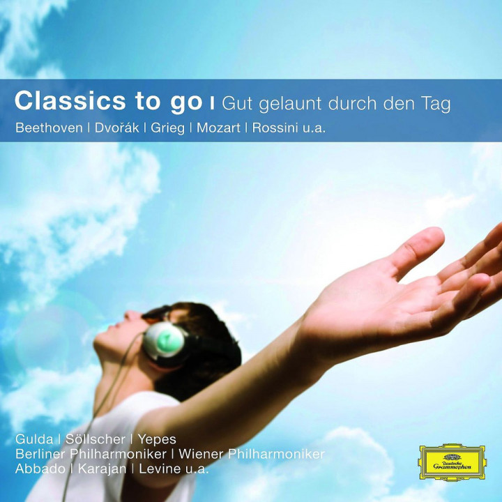 Classics To Go-Gut gelaunt durch den Tag (CC): Various Artists
