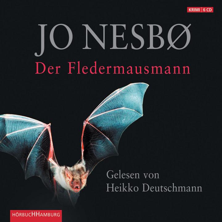 Jo Nesbo: Der Fledermausmann: Deutschmann, Heikko