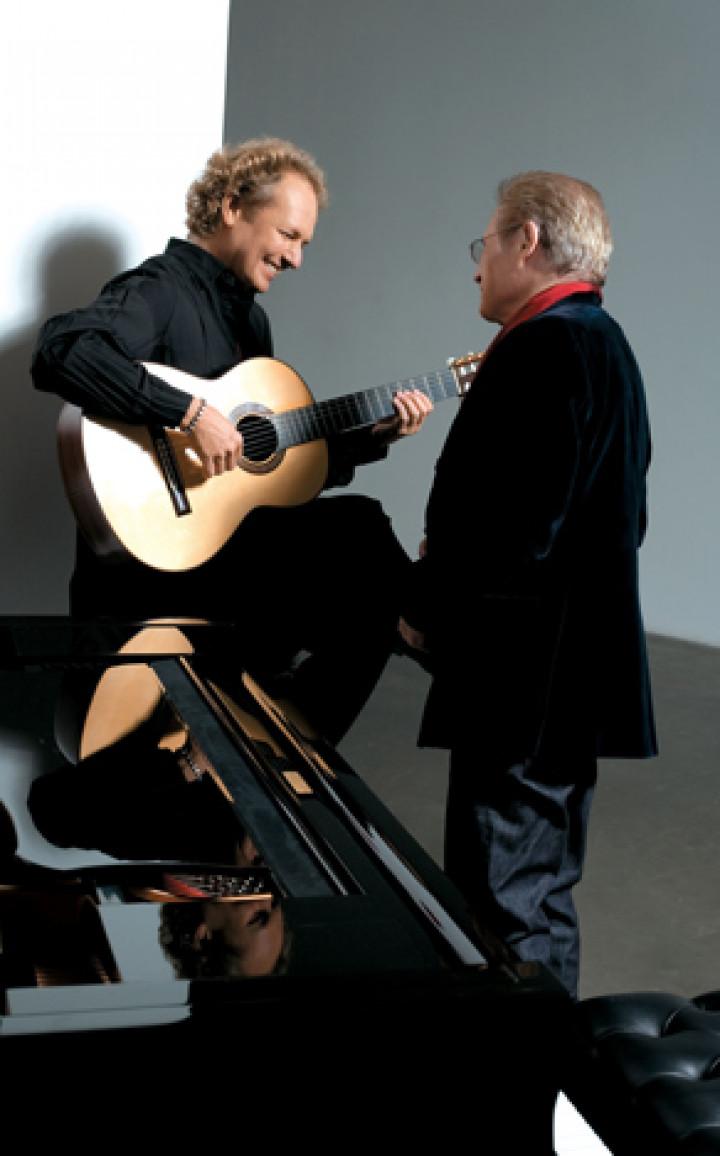 Dave Grusin & Lee Riteneur © Lance Staedler / DECCA