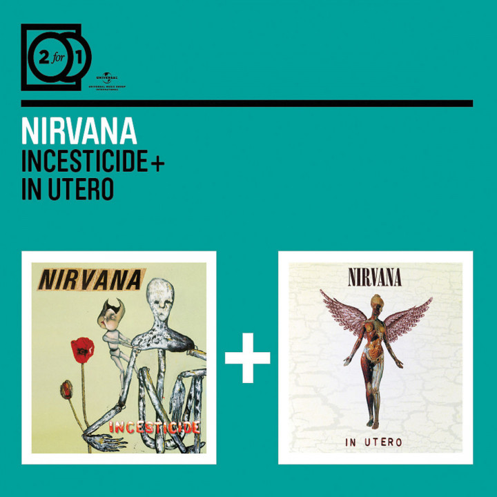 2 For 1: Incesticide / In Utero