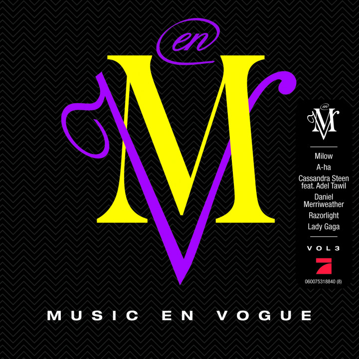 Music En Vogue 3 mit sticker