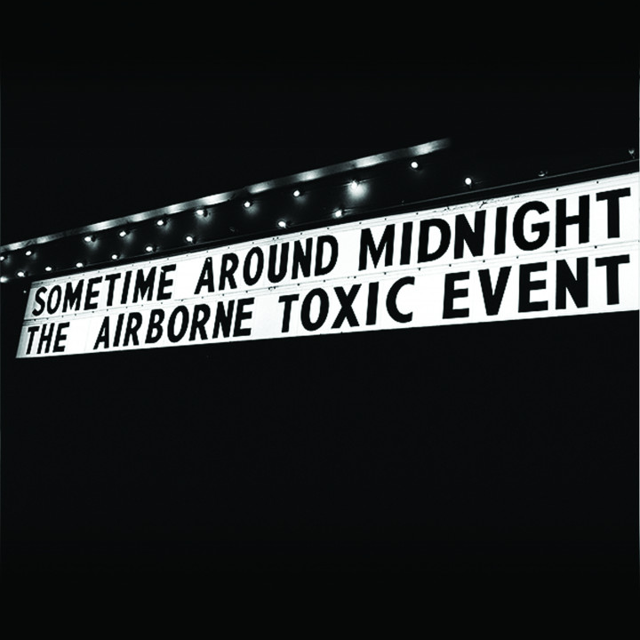 The Airborne Toxic Event Single Cover 2009