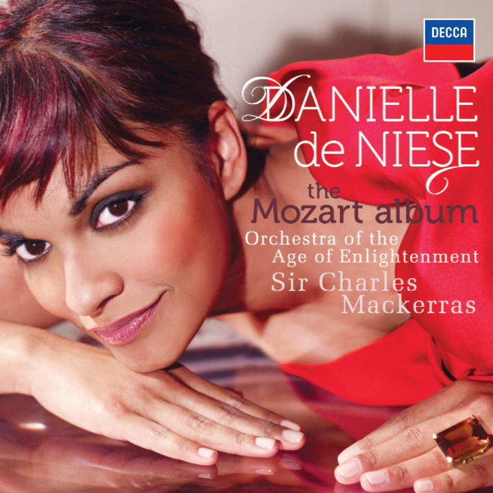 Danielle de Niese Cover